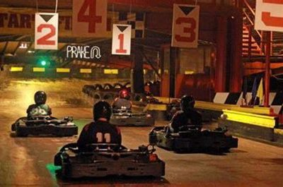 Inside the Kylemore Fun Race