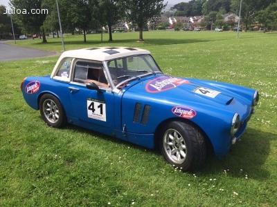 1380cc MG Midget